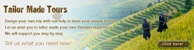 Vietnam Customized Tours
