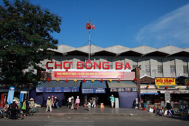 Dong Ba Market-Hue