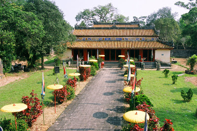 Gia Long Tomb-Hue-1