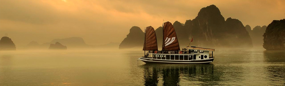 Haong bay cruise