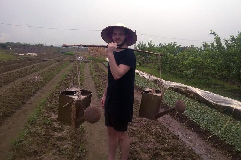 Hanoi-Farmtour