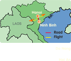 Hanoi and Surrounding Tour-4 days