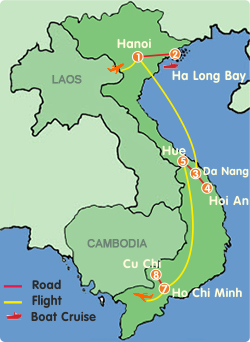 Vietnam Classical Tour-10 Days