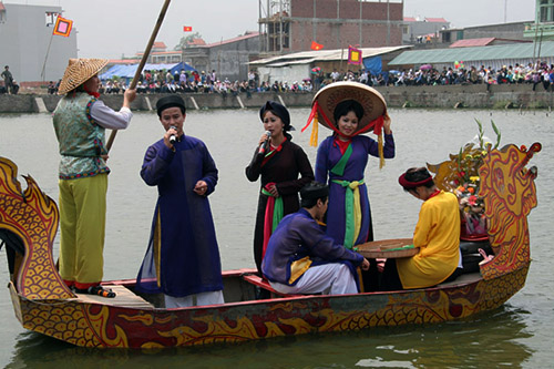 Bac Ninh launching tourism
