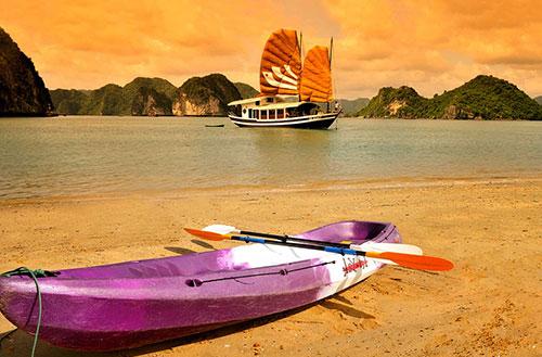 Bhaya Legend Private Cruises-Kayak