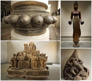 Cham museum Danang Vietnam