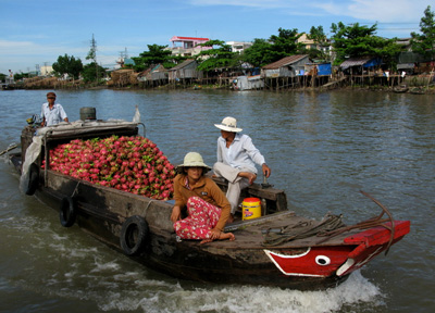 Float-Martket-Mekong