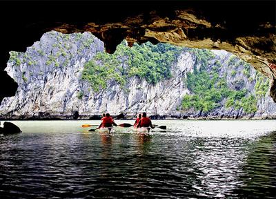 Halong Bay Kayak