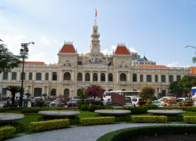 Ho Chi Minh City Tour Vietnam