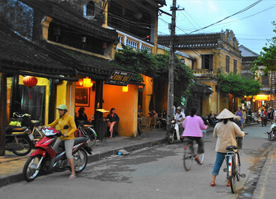 Hoi An Cycling Tour Vietnam