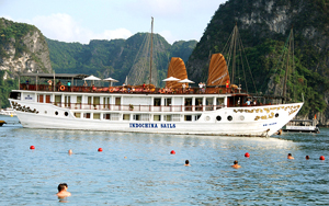 Indochina Sail Cruise