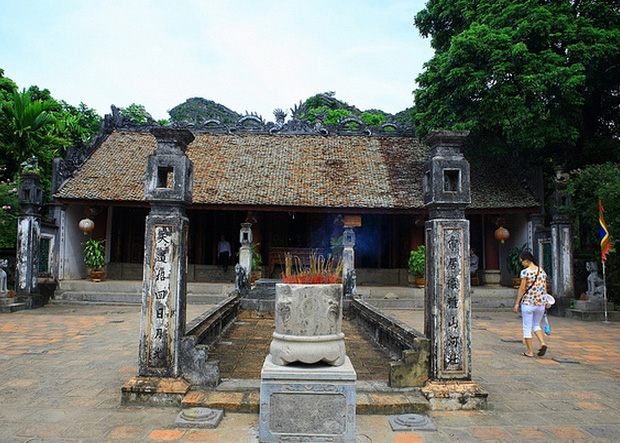 King Dinh Tien Hoang's Temple