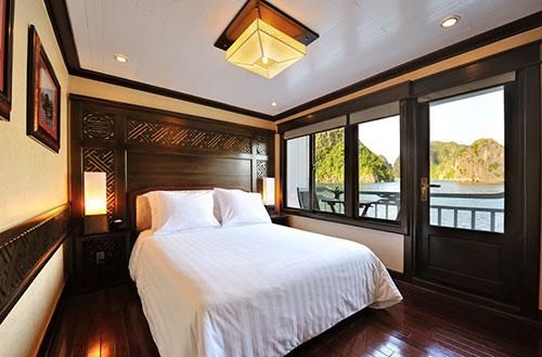 Paradise Luxury Cruise-Deluxe Cabin