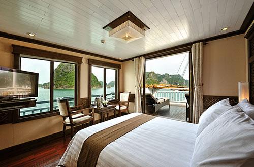 Paradise Luxury Cruise-Terrace Suite