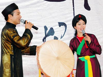 Quan Ho Folk song Vietnam