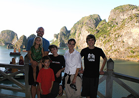 vietnam family vacation