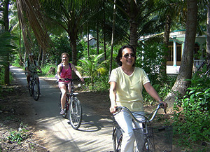 Mekong Delta Cycling