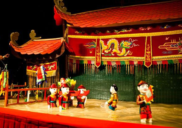 Hanoi Water Puppetry Theatre