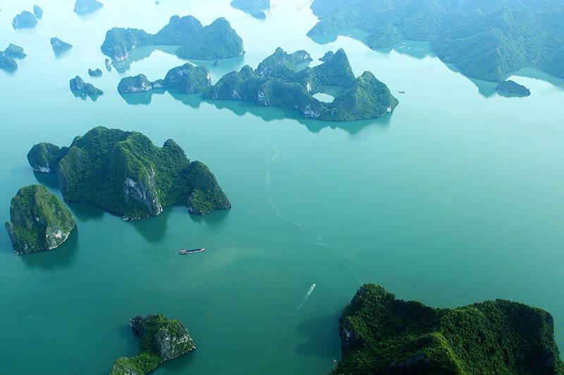 View Halong on Seaplane 1
