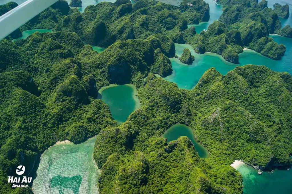 View Halong on Seaplane 5
