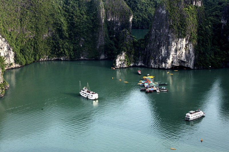 View Halong on Seaplane 7