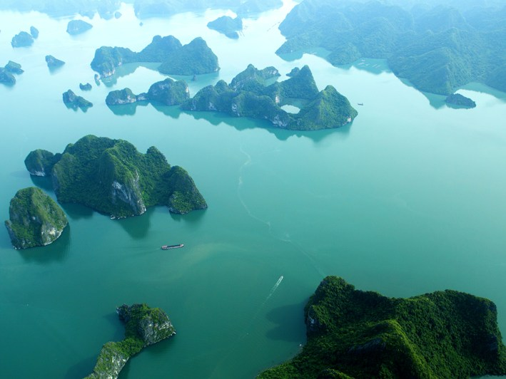 View Halong on Seaplane 8