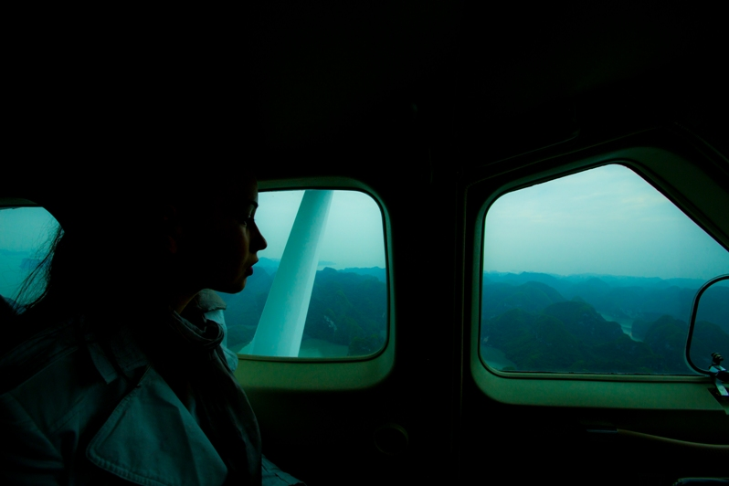 View Halong on Seaplane 9
