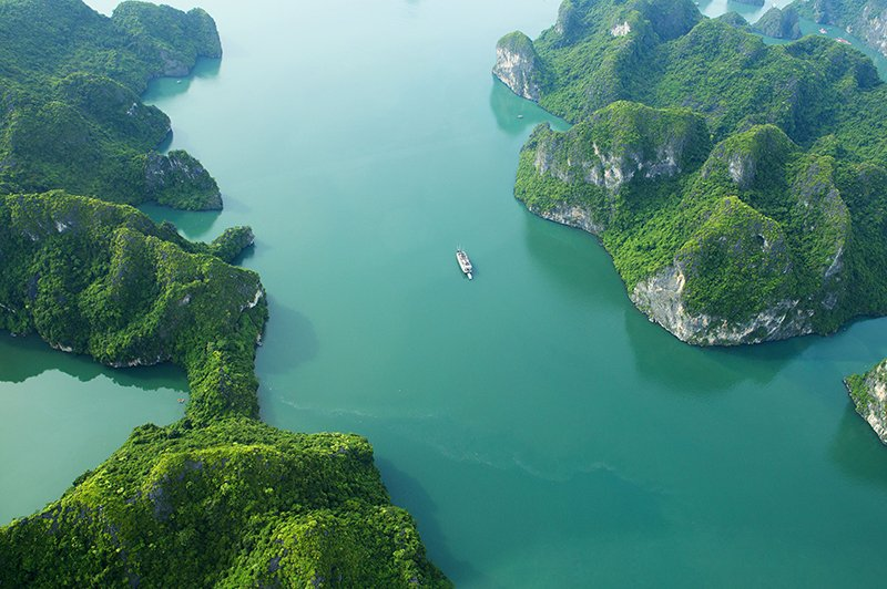 View Halong on Seaplane